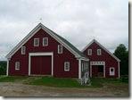 Shaker barns, Sabbathday Lake