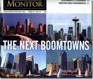 Next Boomtowns