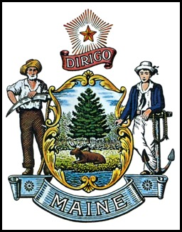 Great Seal State of Maine
