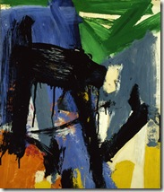 Thank you, Franz Kline