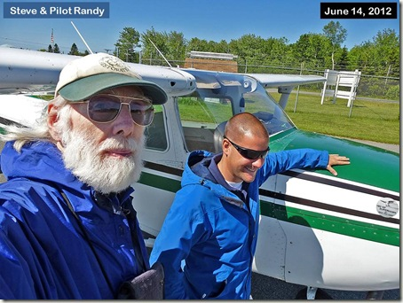 Steve   Pilot Randy